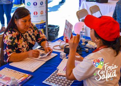 Feria de la Salud 2019 Grupo GAMI en OCP de Mexico2