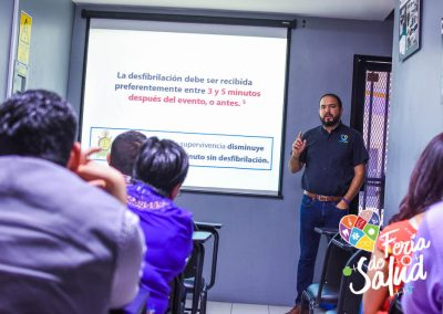Feria de la Salud 2019 Grupo GAMI en OCP de Mexico21