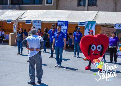 Feria de la Salud 2019 Grupo GAMI en OCP de Mexico28
