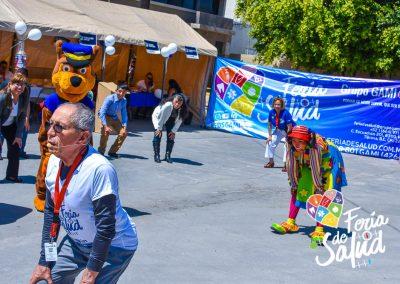 Feria de la Salud 2019 Grupo GAMI en OCP de Mexico29