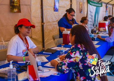 Feria de la Salud 2019 Grupo GAMI en OCP de Mexico3