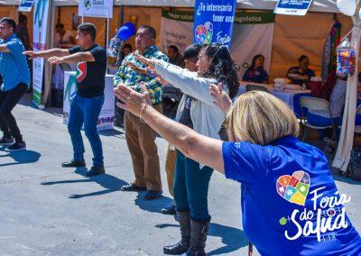 Feria de la Salud 2019 Grupo GAMI en OCP de Mexico34