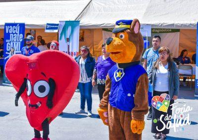 Feria de la Salud 2019 Grupo GAMI en OCP de Mexico37