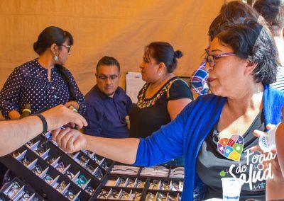 Feria de la Salud 2019 Grupo GAMI en OCP de Mexico39