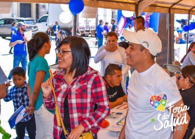 Feria de la Salud 2019 Grupo GAMI en OCP de Mexico44