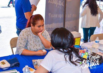 Feria de la Salud 2019 Grupo GAMI en OCP de Mexico45