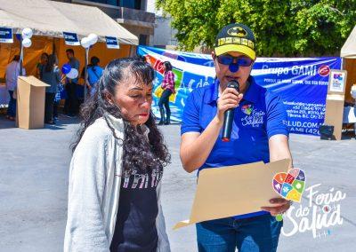 Feria de la Salud 2019 Grupo GAMI en OCP de Mexico50