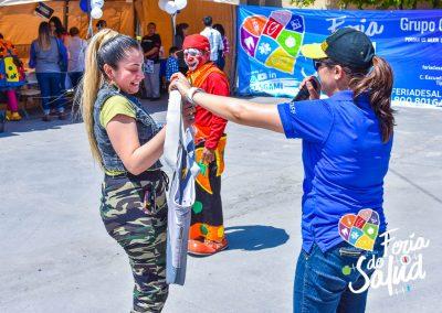 Feria de la Salud 2019 Grupo GAMI en OCP de Mexico53