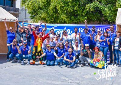 Feria de la Salud 2019 Grupo GAMI en OCP de Mexico64
