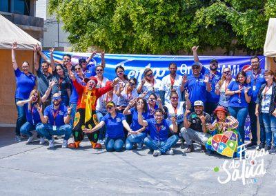 Feria de la Salud 2019 Grupo GAMI en OCP de Mexico65