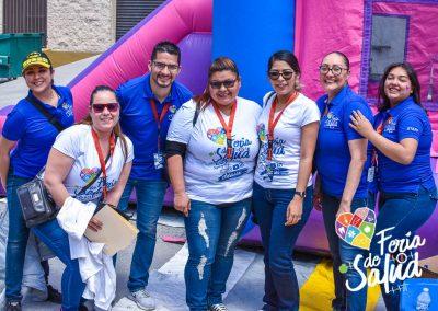 Feria de la Salud 2019 Grupo GAMI en OCP de Mexico71