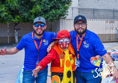Feria de la Salud 2019 Grupo GAMI en OCP de Mexico76