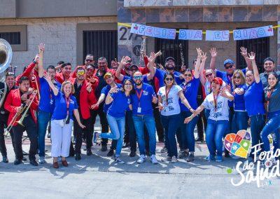 Feria de la Salud 2019 Grupo GAMI en OCP de Mexico80