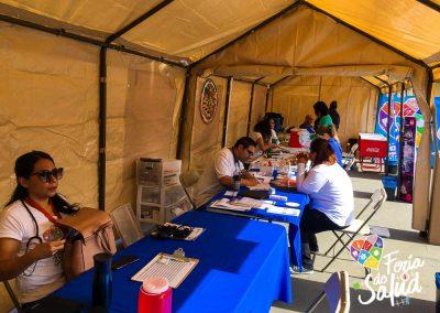 Feria de la Salud 2019 Grupo GAMI en Allan Recycling11