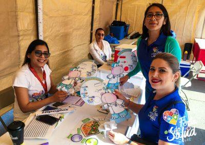 Feria de la Salud 2019 Grupo GAMI en Allan Recycling12