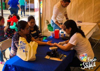 Feria de la Salud 2019 Grupo GAMI en Allan Recycling13
