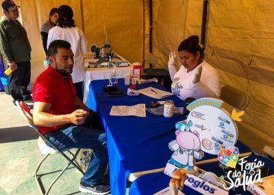 Feria de la Salud 2019 Grupo GAMI en Allan Recycling14