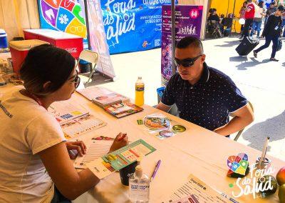 Feria de la Salud 2019 Grupo GAMI en Allan Recycling16