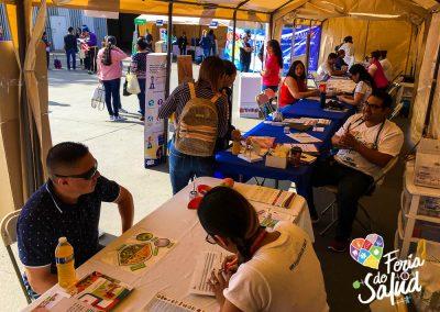 Feria de la Salud 2019 Grupo GAMI en Allan Recycling18