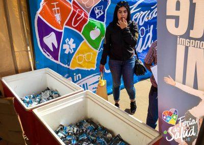 Feria de la Salud 2019 Grupo GAMI en Allan Recycling20
