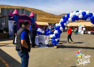 Feria de la Salud 2019 Grupo GAMI en Allan Recycling26