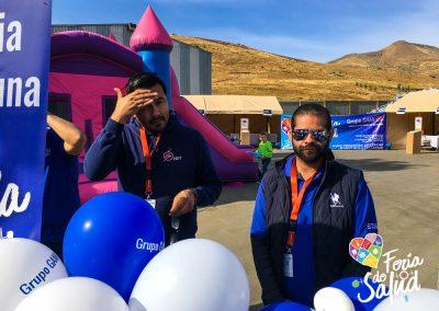 Feria de la Salud 2019 Grupo GAMI en Allan Recycling4