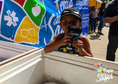 Feria de la Salud 2019 Grupo GAMI en Allan Recycling40