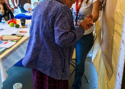 Feria de la Salud 2019 Grupo GAMI en Allan Recycling45
