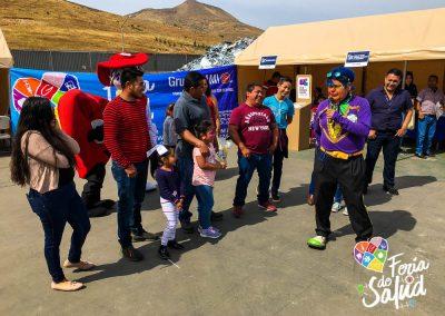 Feria de la Salud 2019 Grupo GAMI en Allan Recycling47