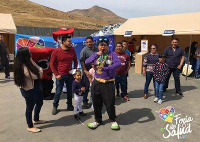 Feria de la Salud 2019 Grupo GAMI en Allan Recycling48