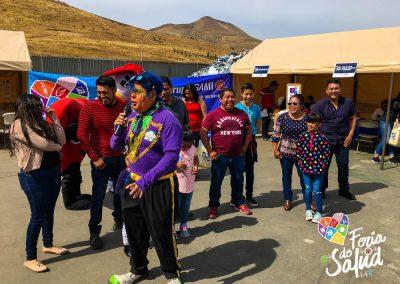 Feria de la Salud 2019 Grupo GAMI en Allan Recycling49