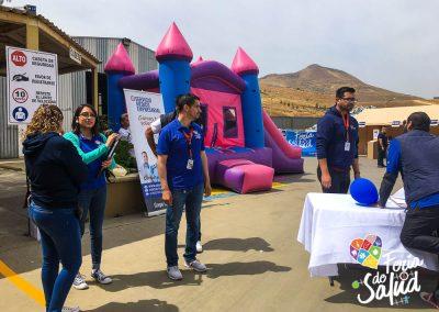 Feria de la Salud 2019 Grupo GAMI en Allan Recycling55