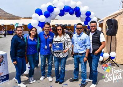 Feria de la Salud 2019 Grupo GAMI en Allan Recycling59