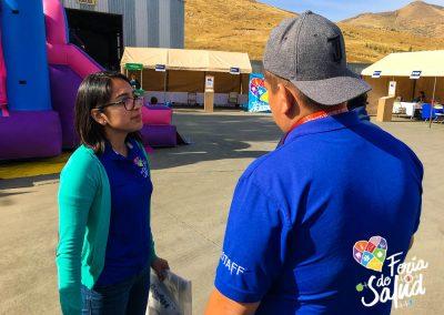 Feria de la Salud 2019 Grupo GAMI en Allan Recycling6