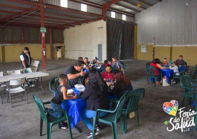 Feria de la Salud 2019 Grupo GAMI en Allan Recycling62