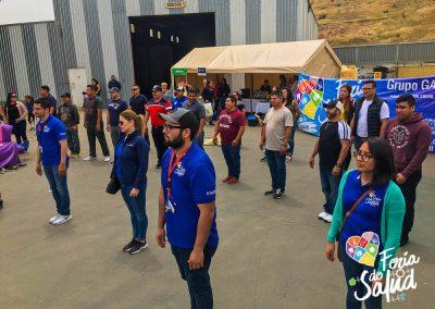 Feria de la Salud 2019 Grupo GAMI en Allan Recycling67