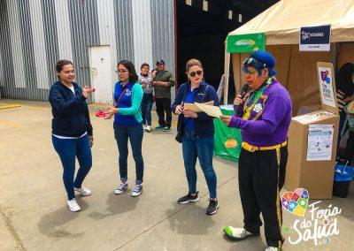 Feria de la Salud 2019 Grupo GAMI en Allan Recycling73