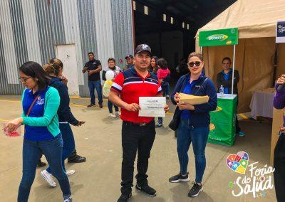 Feria de la Salud 2019 Grupo GAMI en Allan Recycling74