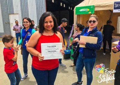 Feria de la Salud 2019 Grupo GAMI en Allan Recycling75