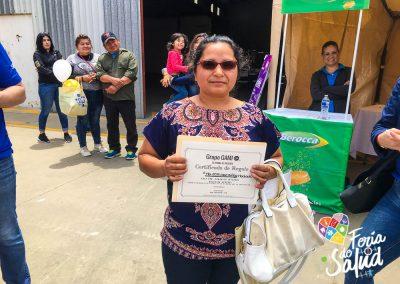 Feria de la Salud 2019 Grupo GAMI en Allan Recycling78