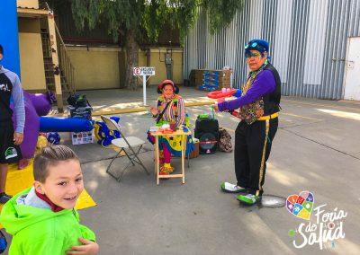 Feria de la Salud 2019 Grupo GAMI en Allan Recycling8
