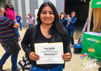 Feria de la Salud 2019 Grupo GAMI en Allan Recycling80