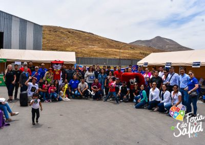 Feria de la Salud 2019 Grupo GAMI en Allan Recycling82