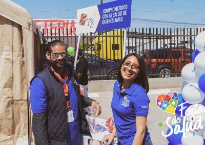 Feria de la Salud 2019 Grupo GAMI en SouthFi12