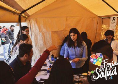 Feria de la Salud 2019 Grupo GAMI en SouthFi16