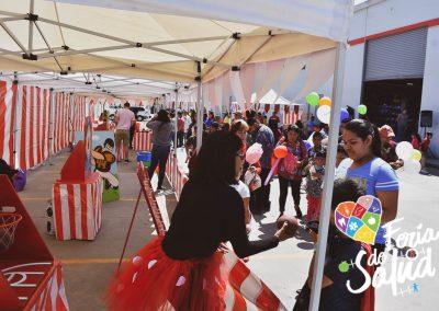 Feria de la Salud 2019 Grupo GAMI en SouthFi18