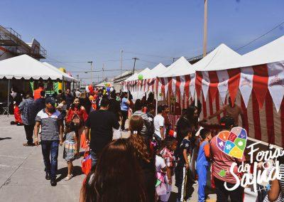 Feria de la Salud 2019 Grupo GAMI en SouthFi21