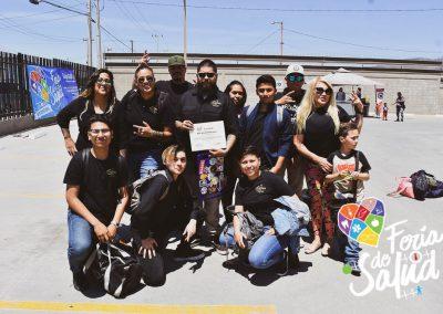 Feria de la Salud 2019 Grupo GAMI en SouthFi24