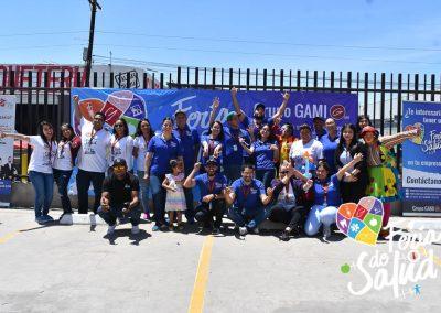 Feria de la Salud 2019 Grupo GAMI en SouthFi27