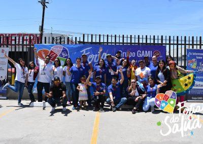 Feria de la Salud 2019 Grupo GAMI en SouthFi29
